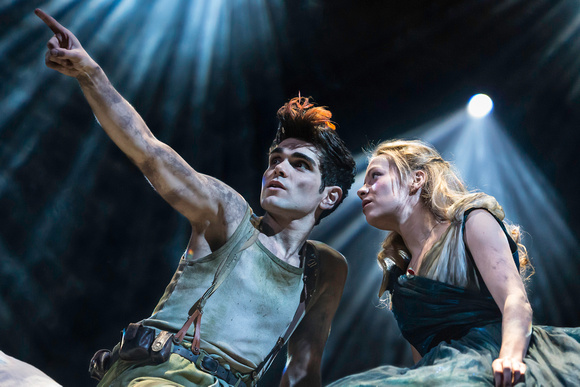 Wendy and Peter Pan: Royal Shakespeare Company